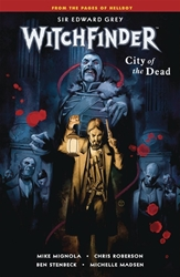 Picture of Witchfinder Vol 04 SC City of the Dead