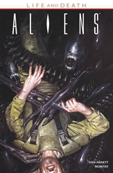 Picture of Aliens Life & Death TP