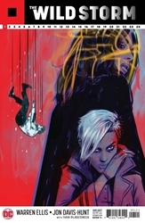 Picture of Wild Storm #1 Lotay Cover