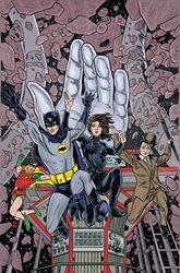 Picture of Batman '66 Meets Steed and Mrs Peel HC