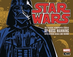 Picture of Star Wars Classic Newspaper Comics Vol 01 HC