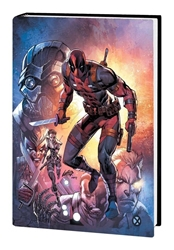 Picture of Deadpool Bad Blood HC