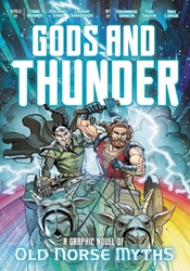 Picture of Gods and Thunder Old Norse Myths SC
