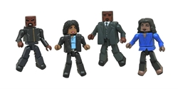 Picture of Luke Cage Marvel Netflix Minimates Box Set