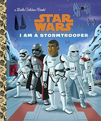 Picture of Star Wars I Am a Stormtrooper Little Golden Book