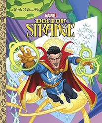 Picture of Doctor Strange Little Golden Book