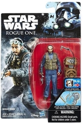 "Picture of Star Wars Rogue One Bodhi Rook Wave 03 3 3/4"" Figure"