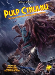 Picture of Call of Cthulhu Pulp Cthulhu HC