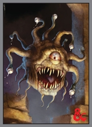 Picture of Dungeons & Dragons Beholder Card Sleeve 50-Count Pack