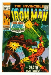 Picture of Iron Man #22