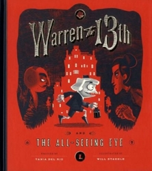 Picture of Warren the 13th and the All-Seeing Eye HC