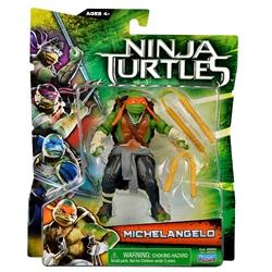 Picture of Teenage Mutant Ninja Turtles Movie Figure - Michelangelo