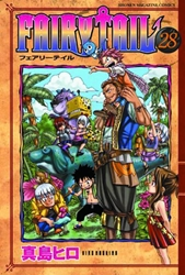 Picture of Fairy Tail Vol 28 SC