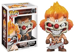 Picture of Pop Games Twisted Metal Sweet Tooth Vinyl Figure