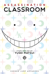 Picture of Assassination Classroom GN VOL 12