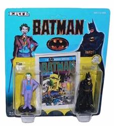 Picture of Batman & Joker ERTL Diecast Metal Figure 2-Pack