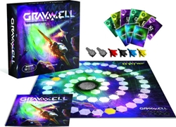 Picture of Gravwell Escape from the 9th Dimension Board Game