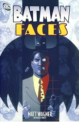 Picture of Batman False Faces SC