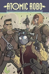 Picture of Atomic Robo Vol 11 SC Atomic Robo and the Temple of Od