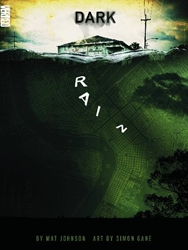 Picture of Dark Rain a New Orleans Story HC