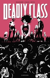 Picture of Deadly Class Vol 05 SC Carousel