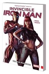 Picture of Invincible Iron Man (2015) Vol 02 SC War Machines