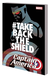 Picture of Captain America Sam Wilson Vol 04 SC #takebacktheshield