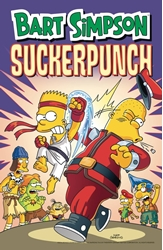 Picture of Bart Simpson Suckerpunch GN