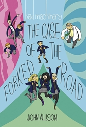 Picture of Bad Machinery Vol 07 SC Case of the Forked Road