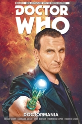 Picture of Doctor Who 9th Doctor TP VOL 02 Doctormania
