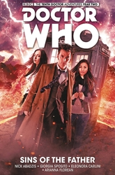 Picture of Doctor Who 10th Doctor Vol 06 SC Sins of the Father