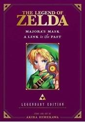 Picture of Legend of Zelda Legendary Vol 03 SC Majora's Mask
