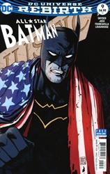 Picture of All-Star Batman #9 Francavilla Cover