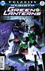 Picture of Green Lanterns #21