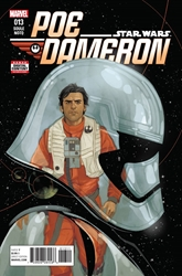 Picture of Star Wars Poe Dameron #13