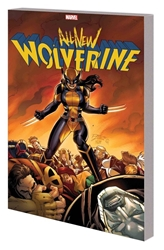 Picture of All-New Wolverine Vol 03 SC Enemy of the State II