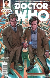 Picture of Doctor Who 11th Doctor Year Three #7 Ramos Cover