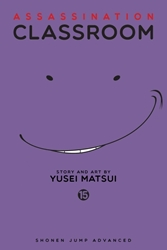 Picture of Assassination Classroom GN VOL 15