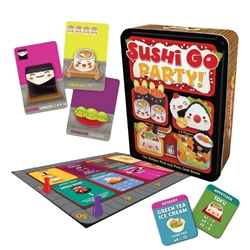 Picture of Sushi Go Party! Board Game