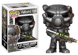 Picture of Pop Games Fallout 4 X-01 Power Armor Vinyl Figure