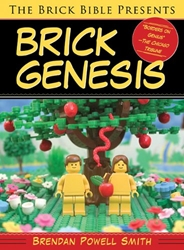 Picture of Brick Bible Presents the Brick Genesis SC