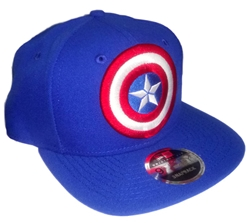 Picture of Captain America 9Fifty Snapback Cap