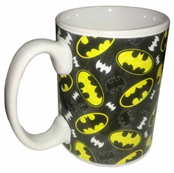 Picture of Batman Symbol Coffee Mug