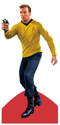 Picture of Star Trek James T. Kirk Card & Stickers
