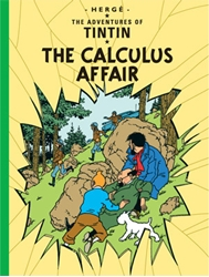 Picture of Adventures of Tintin Calculus Affair GN