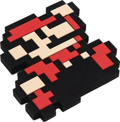 Picture of Nintendo Super Mario Bros Silicone Teether