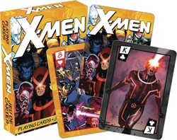Picture of X-Men Playing Cards