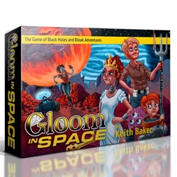 Picture of Gloom in Space Card Game
