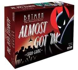 Picture of Batman the Animated Series Almost Got 'im Card Game