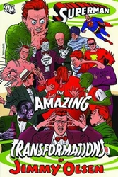 Picture of Amazing Transformations of Jimmy Olsen TP